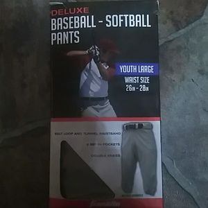 Franklin Deluxe Baseball/Softball Pants